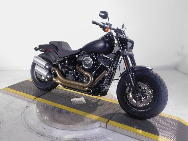 New 2018 Harley-Davidson Softail Fat Bob FXFB Softail in Renton