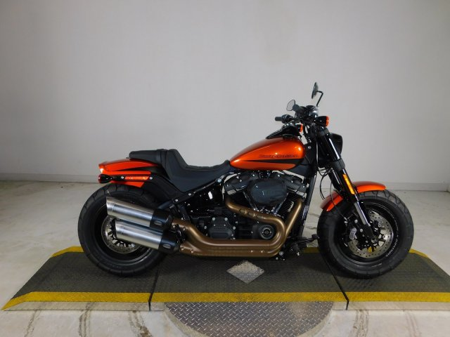 New 2019 Harley-Davidson Softail Fat Bob 114 FXFBS