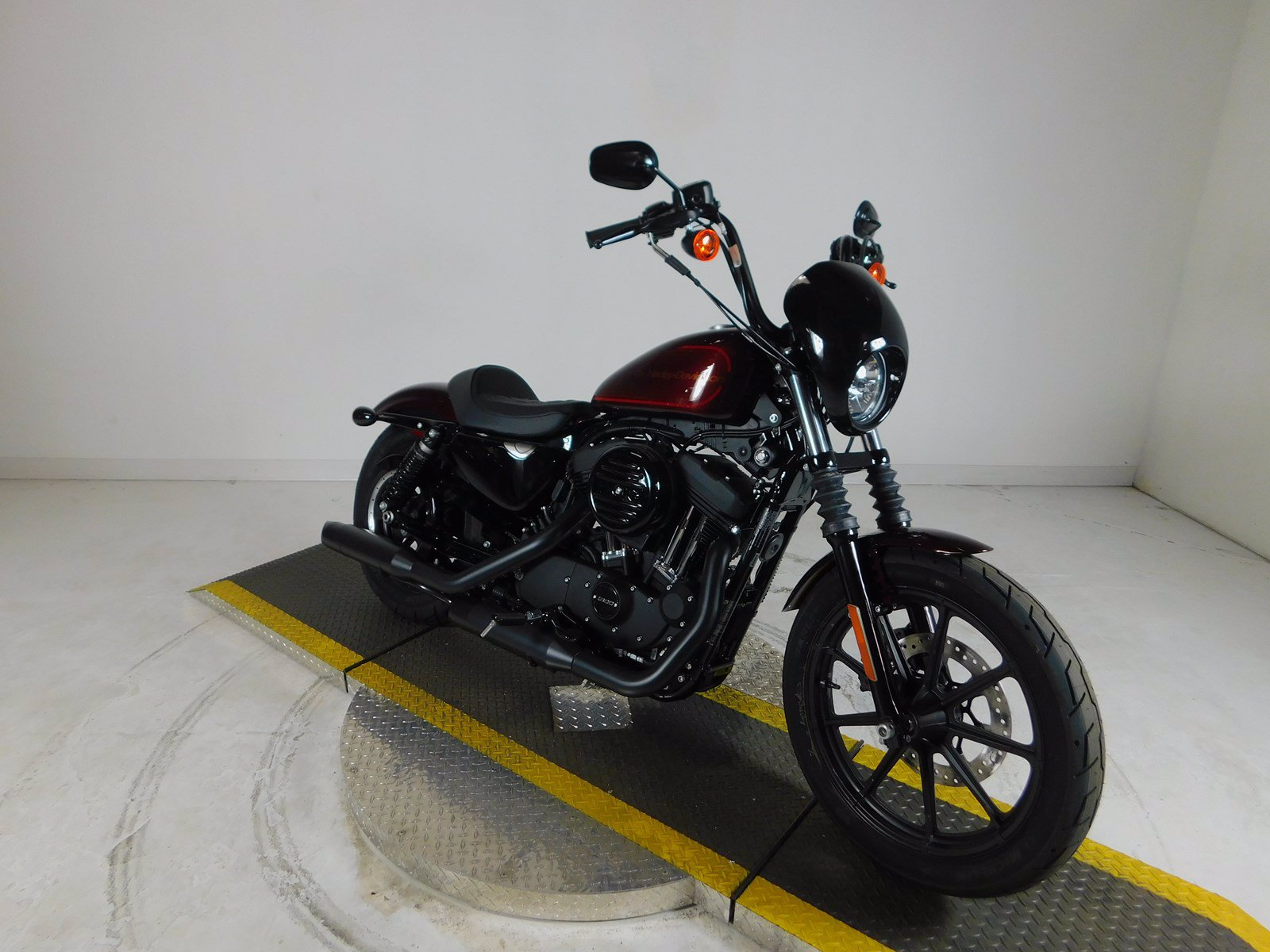 New 2019 Harley-Davidson Sportster Iron 1200 XL1200NS ...