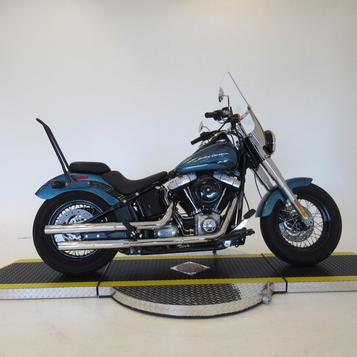 Pre-Owned 2014 Harley-Davidson Softail Slim FLS