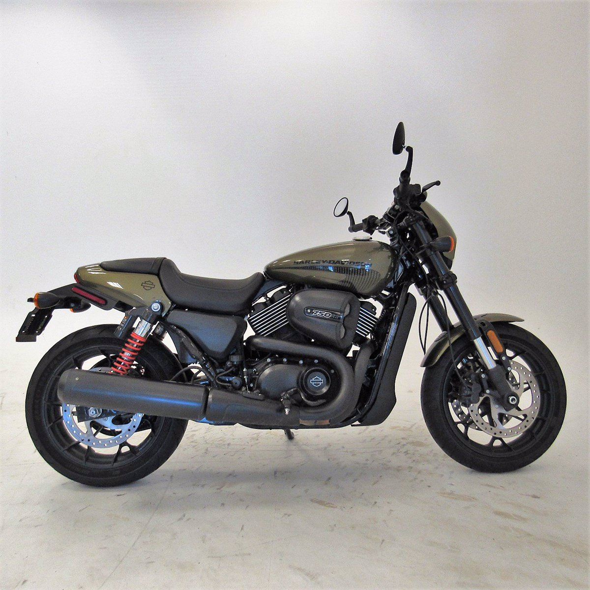 Pre-Owned 2017 Harley-Davidson Street Rod XG750A
