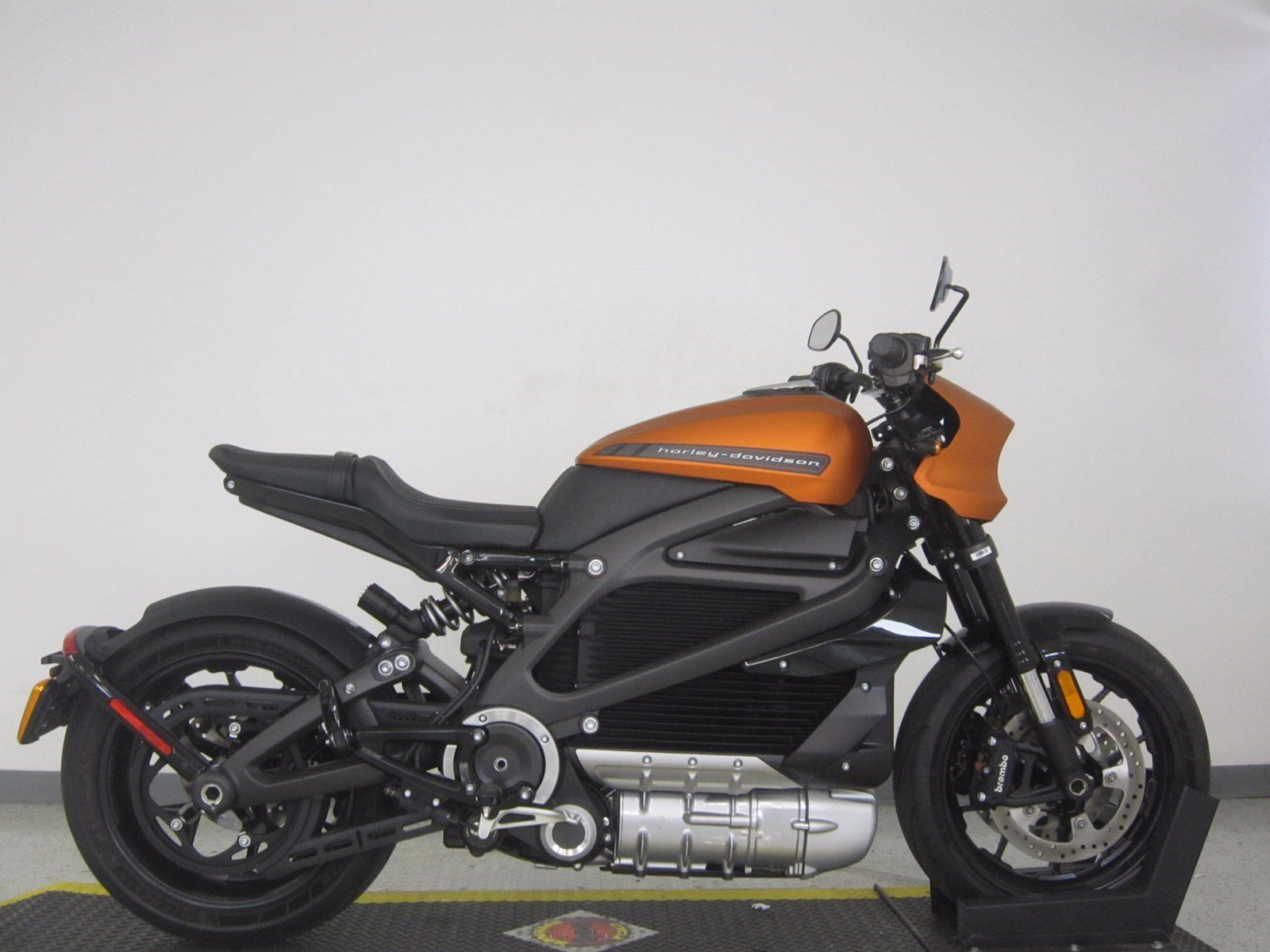 New 2020 Harley-Davidson Electric LiveWire
