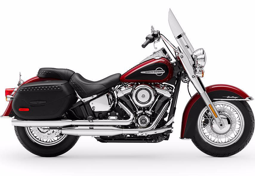 New 2020 Harley-Davidson Softail Heritage Classic FLHC