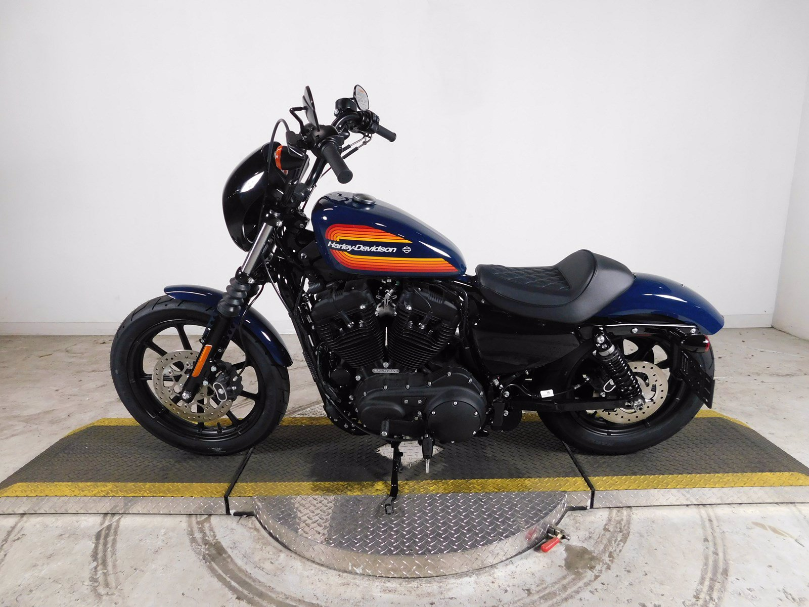New 2020 Harley-Davidson Sportster Iron 1200 XL1200NS ...