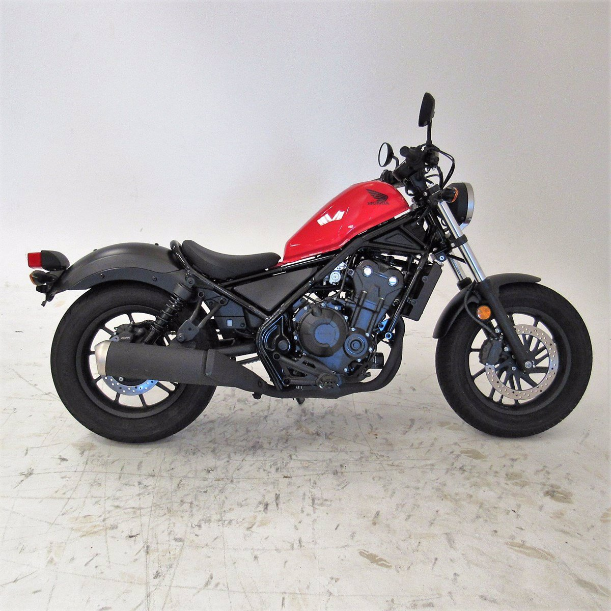 Pre-Owned 2017 Honda CMX500 Rebel 500