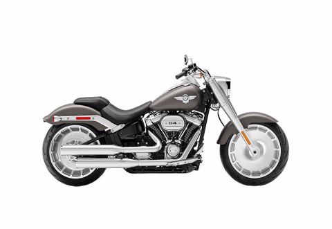 New 2019 Harley-Davidson Softail Fat Boy 114 FLFBS