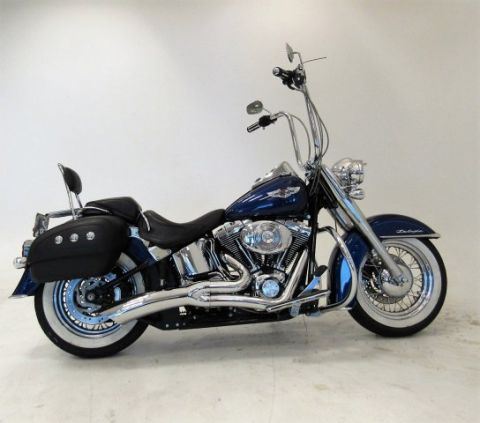 Pre-Owned 2006 Harley-Davidson Softail Deluxe FLSTN