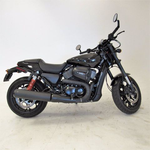 Pre-Owned 2018 Harley-Davidson Street Rod XG750A