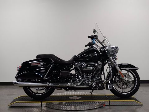 New 2020 Harley-Davidson Road King FLHR