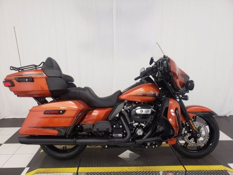 New 2020 Harley-Davidson Ultra Limited Black FLHTK