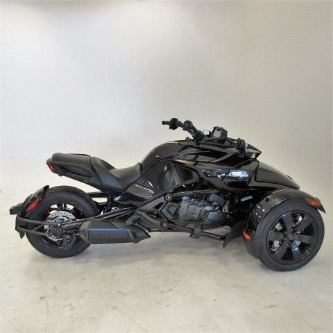 Pre-Owned 2017 Can-Am Spyder F3 SE6